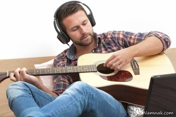 image آیا یادگیری موسیقی برای سلامتی مفید است