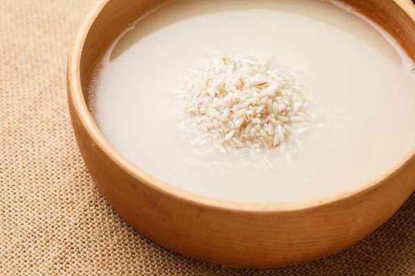 عکس, آب برنج جادویی برای داشتن پوستی زیبا و شاداب