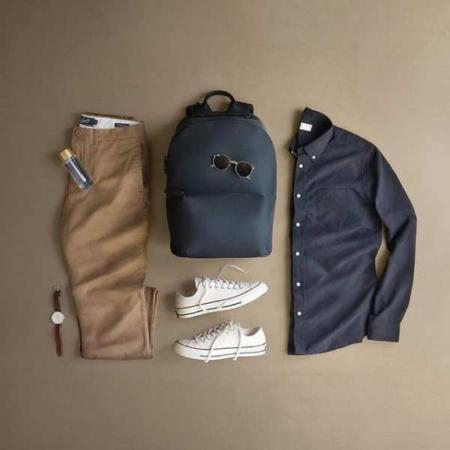 image آموزش شیک ترین ست های لباس مخصوص آقایان