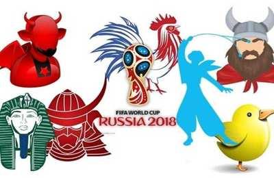 image هر تیم فوتبال در جام جهانی چه نمادی دارد
