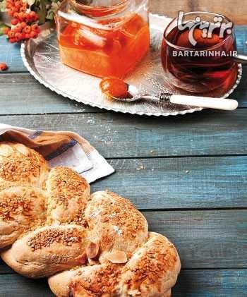 image, آموزش پخت نان های خانگی سالم و خوشمزه