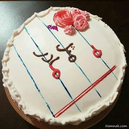 عکس, ایده های خلاقانه تزیین کیک تبریک روز مادر