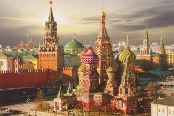 image عکس و توضیحات تمام جاهای دیدنی مسکو روسیه