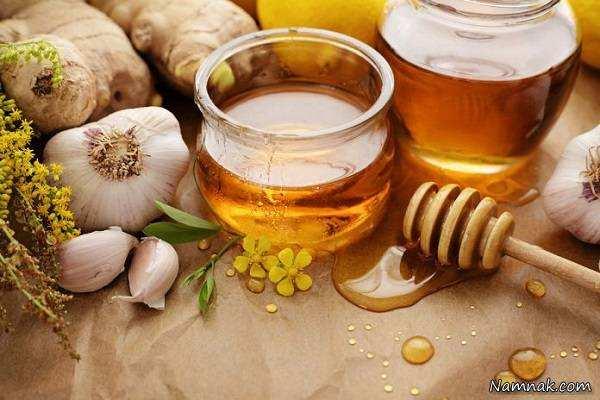 image معجون جادویی شیر و عسل با سلامتی شما چه میکند