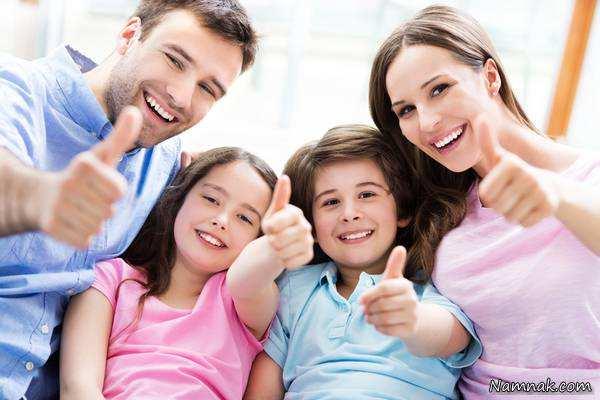 image, چطور باید با فرزندم دوست و صمیمی شوم