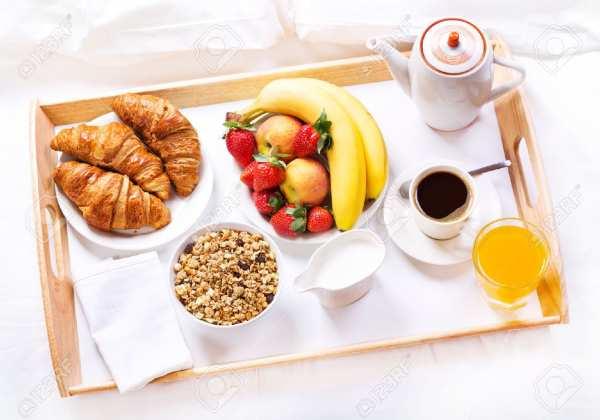 image اگر میخواهید لاغر شوید فقط این نوع صبحانه ها را بخورید