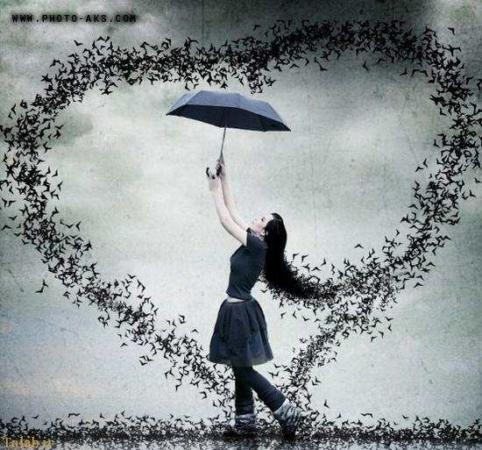 image تصاویر زیبای احساسی برای عکس پروفایل