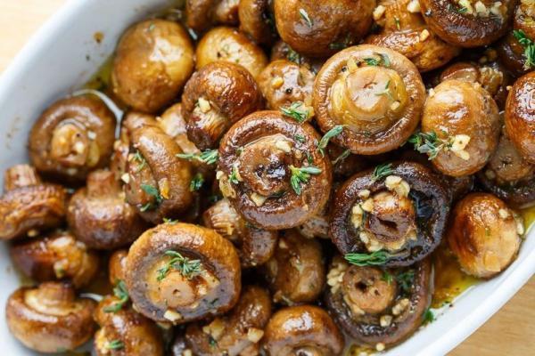 image چطور با قارچ غذاهای خوشمزه درست کنید