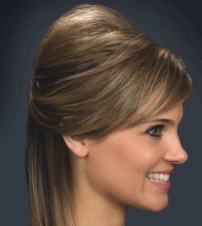 image مدل موهای زنانه مخصوص موهای کم پشت