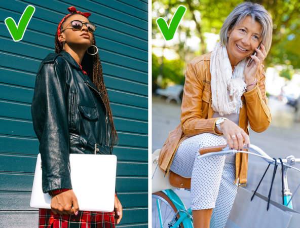 عکس, توصیه هایی مفید برای شیک لباس پوشیدن مخصوص خانمها