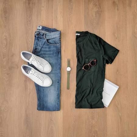 image معرفی شیک ترین ست های مردانه با شلوار جین