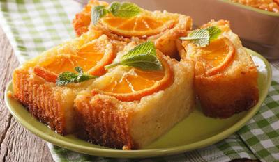image آموزش پخت کیک به سبک یونانی