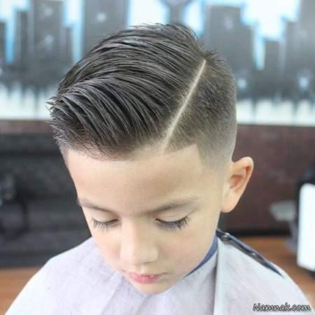 image جدیدترین مدل موهای شیک برای پسربچه ها