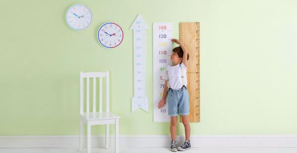 image چه کنید تا کودک شما قدبلند شود
