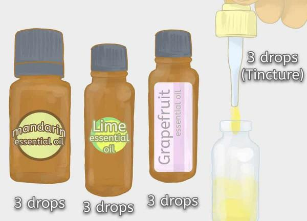image آموزش ساخت عطرهای خانگی با بوی میوه