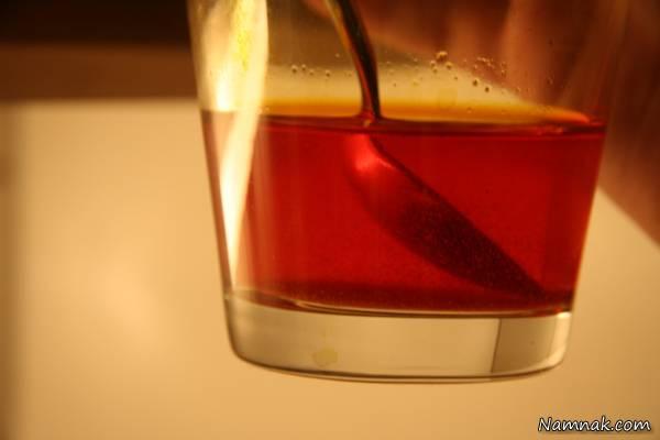 image آموزش حرفه ای دم کردن زعفران مخصوص سرآشپز