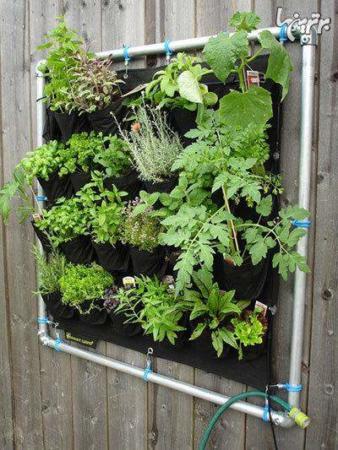 image چطور حیاط کوچک منزل خود را تزیین کنید
