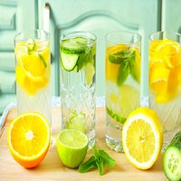 عکس, بهترین نوشیدنی برای رفع تشنگی در فصل های گرم سال