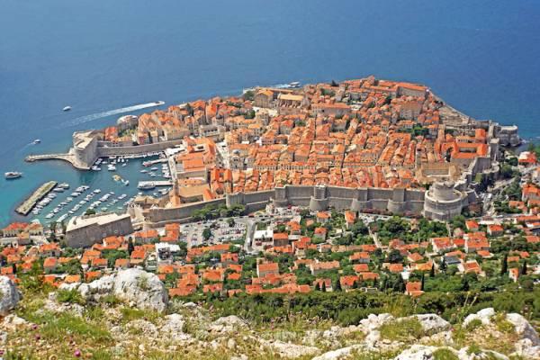 عکس, شهرهایی زیبایی که دور آنها کامل دیوار کشیده شده
