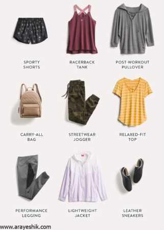 image قبل از رفتن به باشگاه ورزشی چه نوع لباسی باید تهیه کنید