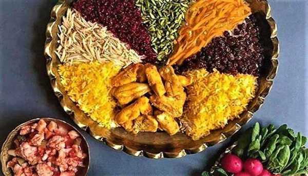 image آموزش پخت مرصع پلو به روش اصلی سنتی شیراز