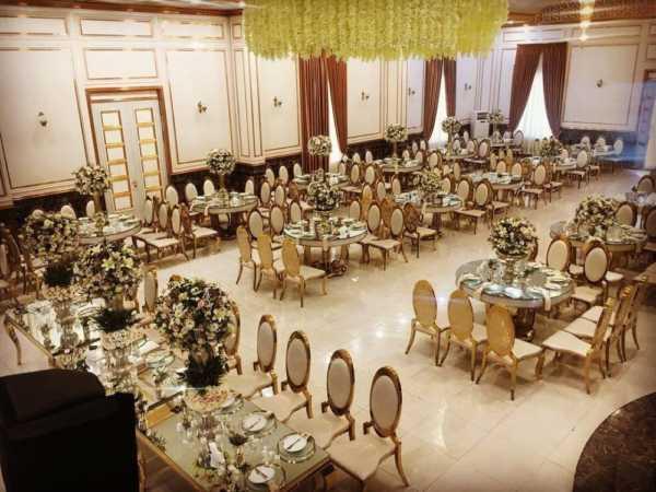 image چطور برای مراسم عروسی خود حرفه ای برنامه ریزی کنید