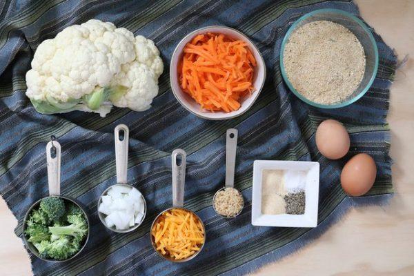 image آموزش پخت غذای خوشمزه سالم و گیاهی ناگت سبزیجات