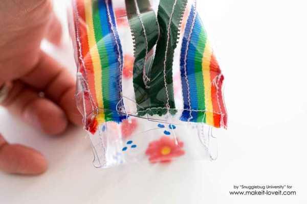 image آموزش دوخت جامدادی ساده و شیک برای مدرسه در خانه