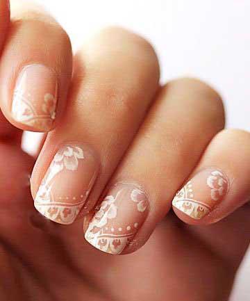 image ایده های جالب برای زیبا شدن ناخن های کوتاه