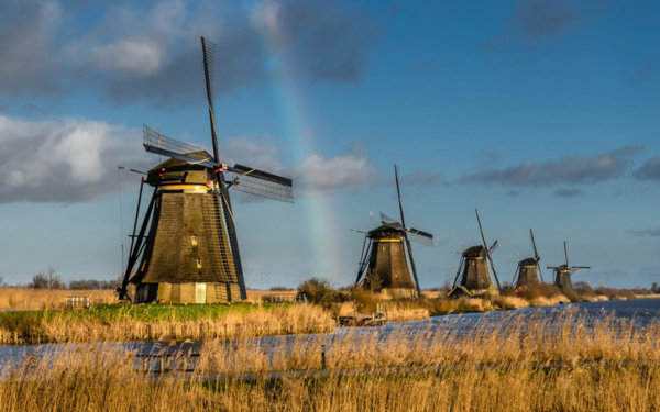 image عکس تمام مناطق دیدنی هلند با توضیحات کامل