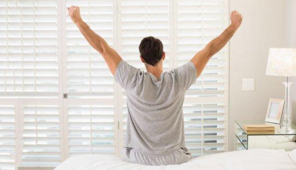 image چطور صبح زود که بیدار میشوید سرحال باشید