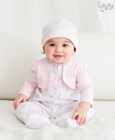 image چه رنگ لباس برای کودک مناسب تر است