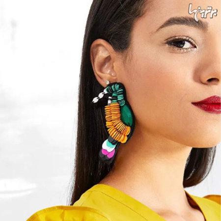 image عکس جدیدترین مدل های گوشواره برای خانمهای شیک