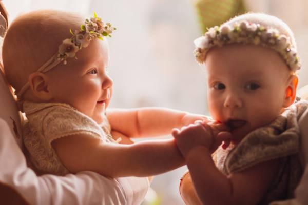 image چه کنید و چه بخورید تا فرزند دوقلو داشته باشید