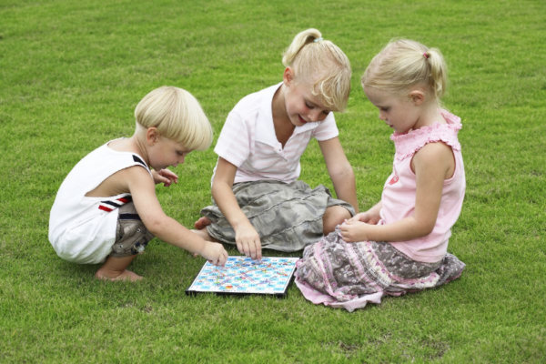 image چطور کودک خود را با پشتکار و شخصیت قوی تربیت کنید