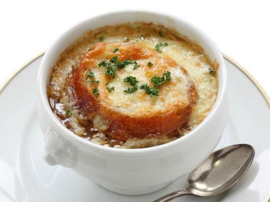عکس, آموزش پخت سوپ پیاز فرانسوی مخصوص