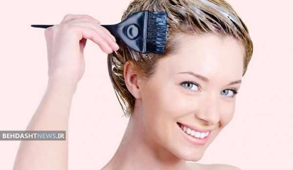 عکس, آموزش خرید رنگ موی مناسب و با کیفیت