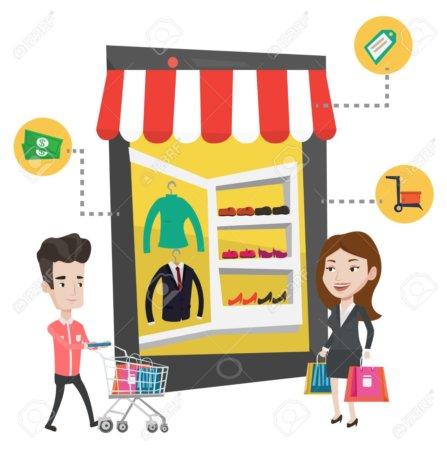 image چطور در فروش اینترنتی پوشاک موفق شوید