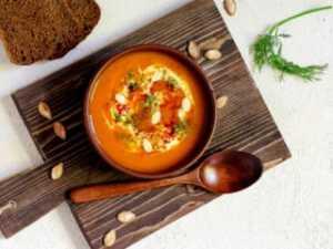 image طرز تهیه سوپ خوشمزه برای مهمانی رسمی