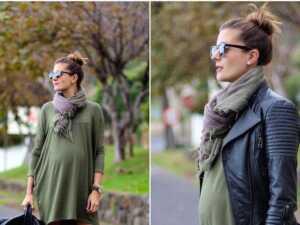 عکس, آموزش شیک لباس پوشیدن برای خانم های باردار