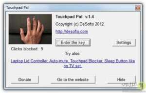 image آموزش تصویری غیر فعال کردن تاچ پد لپ تاپ