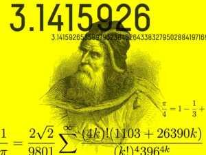 image دانستنی های جالب درباره عدد پی