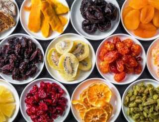 image آموزش خشک کردن میوه در خانه با روش آسان