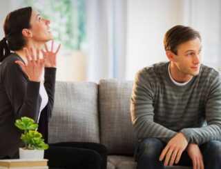 image آیا شوهرم از من متنفر است چطور بفهمم