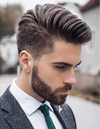 image راهنمای انتخاب مدل موی مردانه