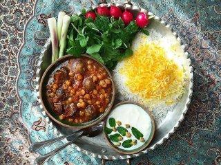 image معرفی غذاهای محلی یزد همراه طرز تهیه