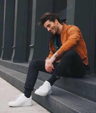 image مردهای خوشتیپ چطور شیک و مرتب لباس میپوشند