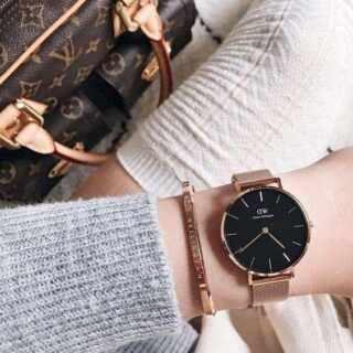 image آموزش ست کردن مدل های مختلف ساعت مردانه با لباس